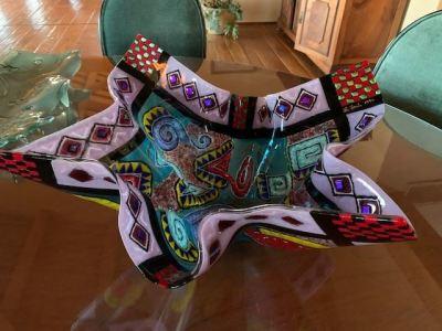 Handkerchief Vase by La Londe--SOLD