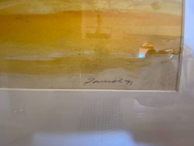Signed Fennell--SOLD