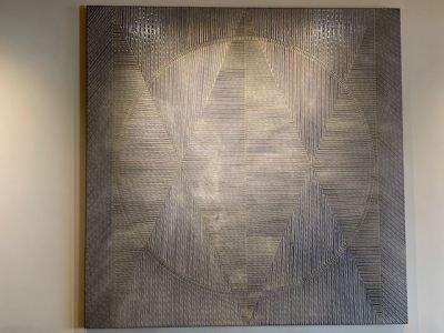 "Faulkner Art ""Screen"" 72"" x 72"""