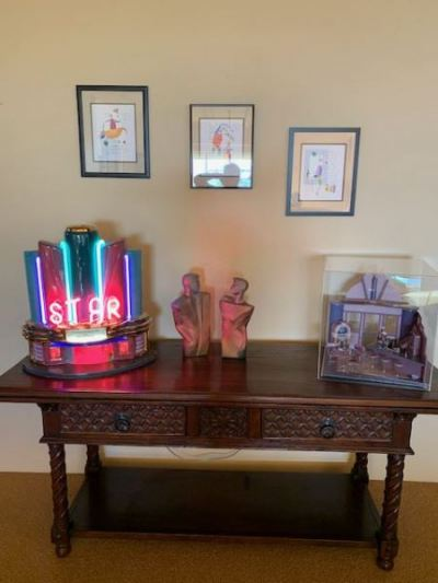 Playroom Console--SOLD