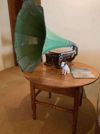 Antique Gramaphone - SOLD