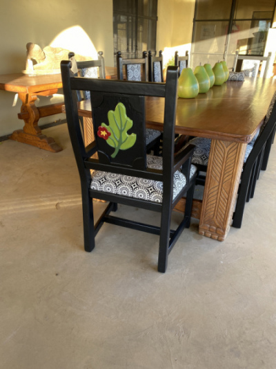 Dining Chair (close)--SOLD