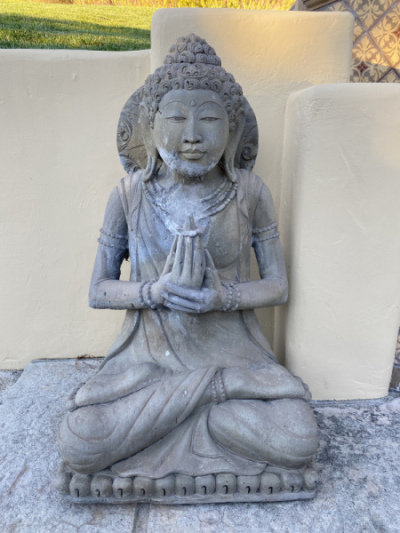 Buddha (close)--SOLD