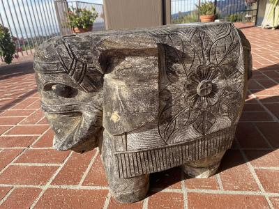 Patio Elephant--SOLD