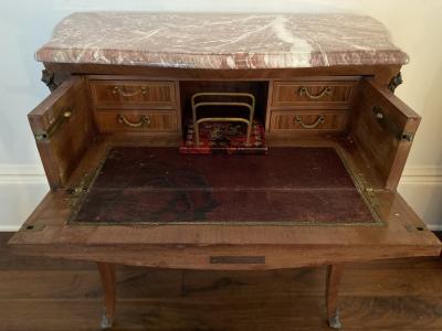 Antique-Bombay-Chest-Desk-inside