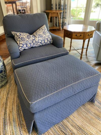 Blue-Club-Chair-with-Ottoman