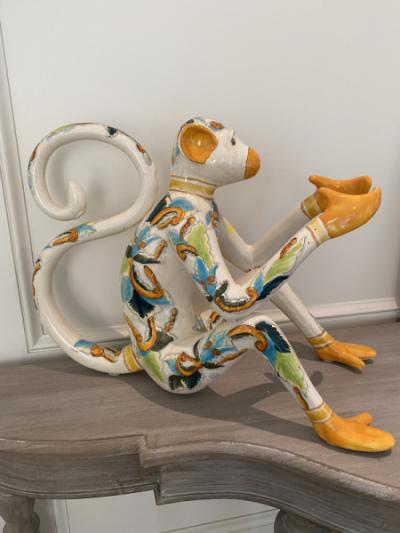 Ceramic-Monkey-1