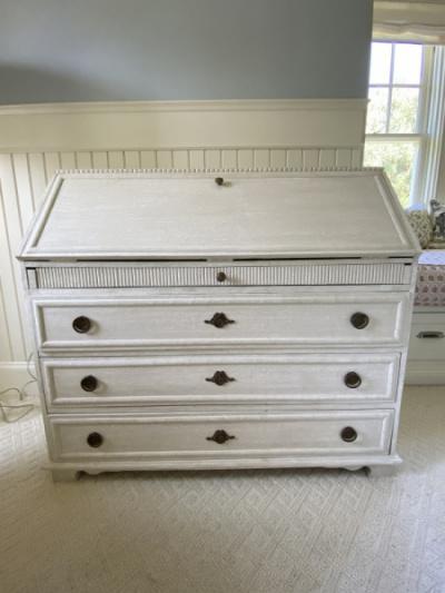 Painted-Dresser-Desk