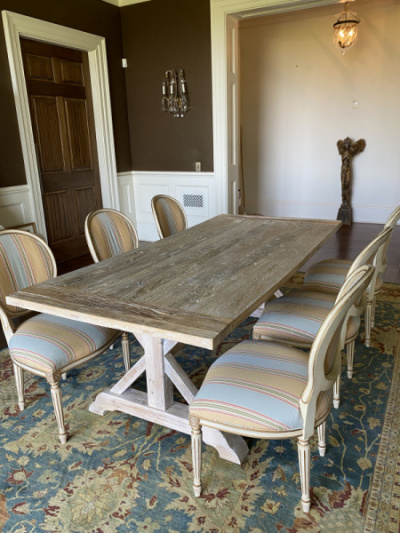 Trestle-Table-with-Chairs