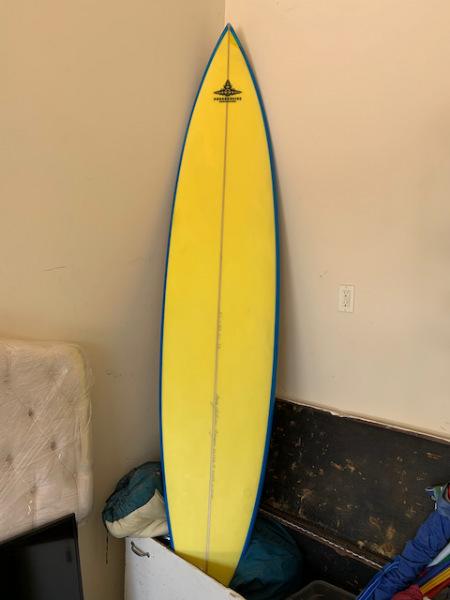 Progressive Surf Board
