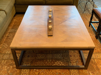 Coffee Table -Wisteria