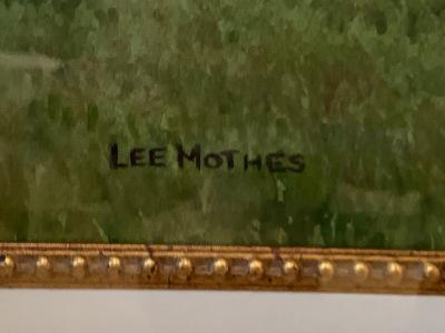 Lee Mothes (signature)