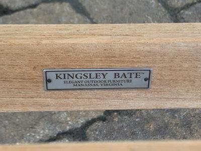 Kingsley Bates Label