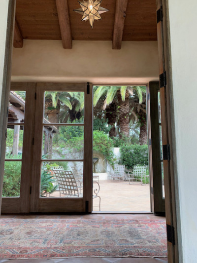 View to Patio