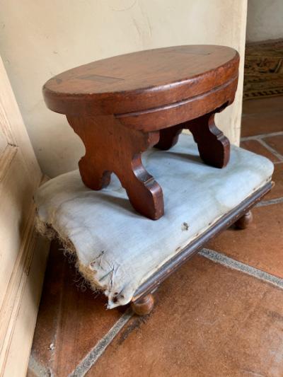 Antique Footstools