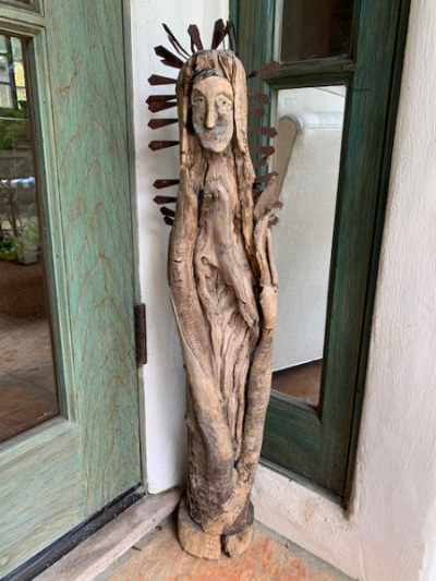 Carved Figural
