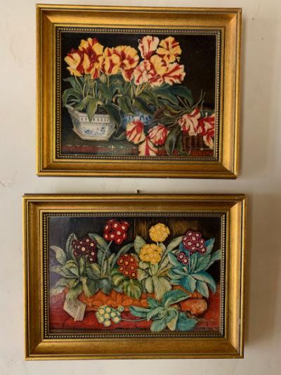 "Pr. English Oils "" Florals"""