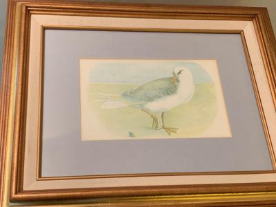 "Framed ""Bird"" Print (2 of 3)"