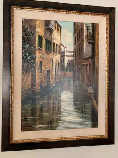 """Art """"Venice"""""""