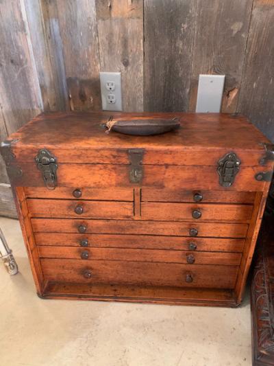 Antique Instrument Case