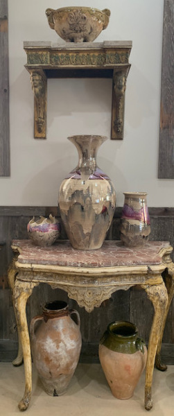 Bruce Fairman, Hand Thrown Pottery