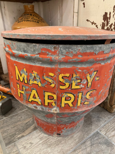 Massey Harris Tractor Collectible