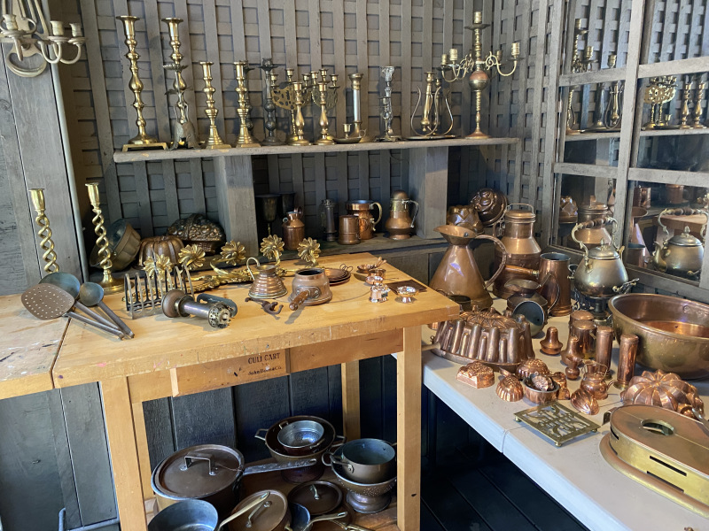 Extensive Copper Collection