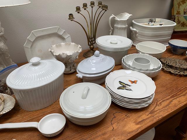 Stoneware, Italian Pottery
