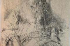 "Louis Marak ""Portrait of a Woman"""