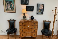 Antique Four-Drawer Chest
