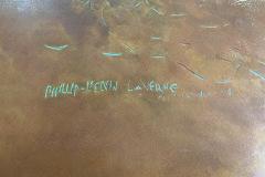 Phillip Kelvin LaVerne Coffee Table (Close)