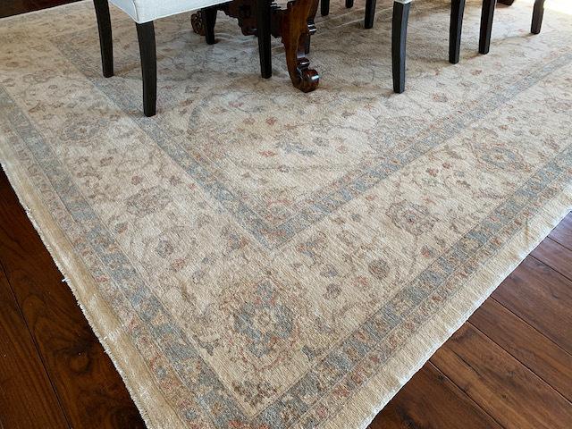 Wool Area Rug by Ziegler