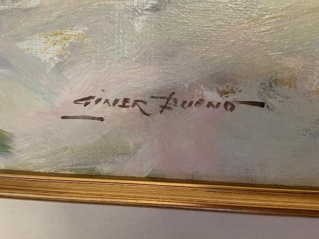 Signed Giner Bueno