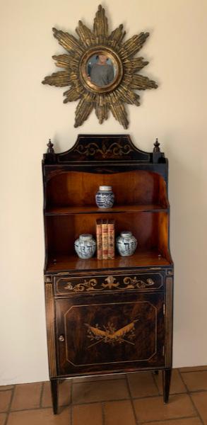 Italianate Cabinet