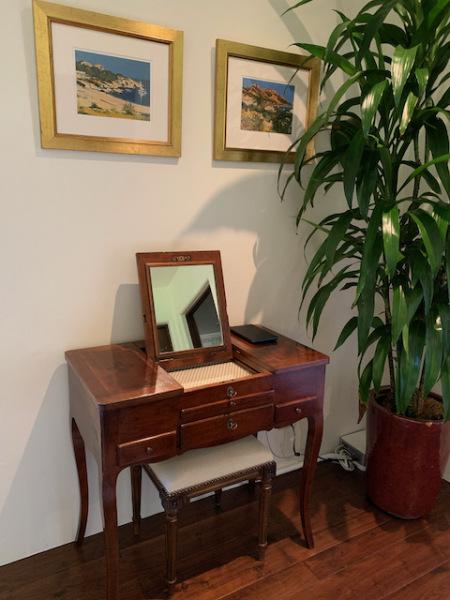 Antique French Vanity/Desk