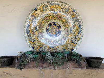 Ceramic Italian Plate - Positano