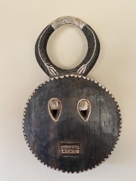 Moon Mask - Ivory Coast