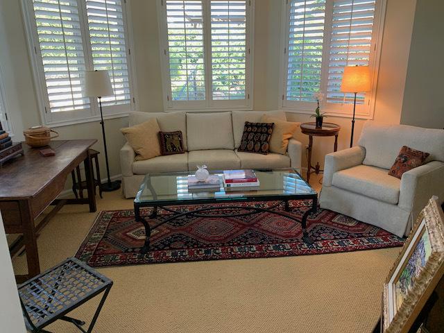 LivingRoom ~ Kreiss Sofa and Chair