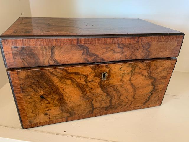 Antique Tea Box