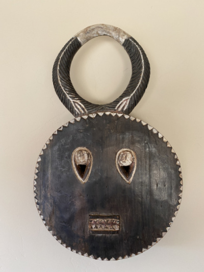 Moon Mask - Ivory Coast