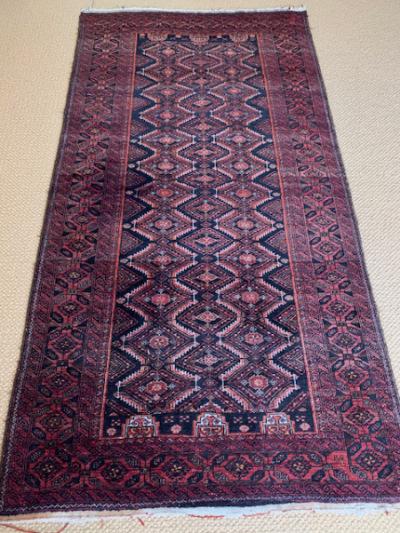 """Persian Rug ~ 7' x 3'7"""""""