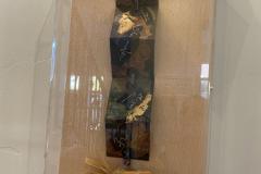 Asian Decoupage in Acrylic Box