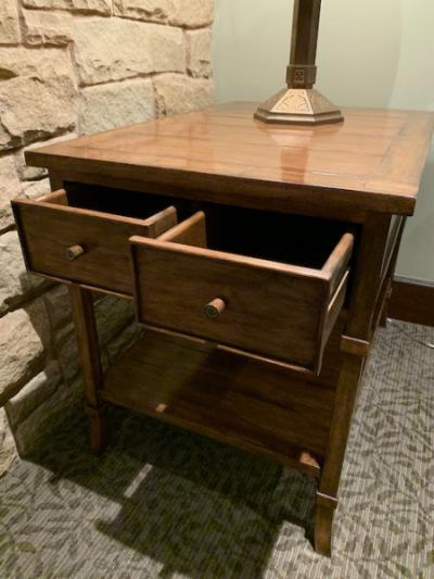 Bausman Shelf Table (pair)