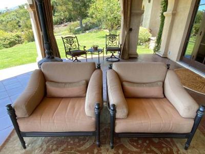 pair of GIATI chairs