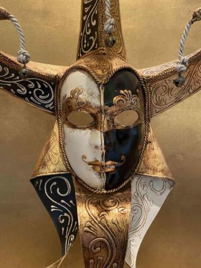 Venetian Mask (close up)