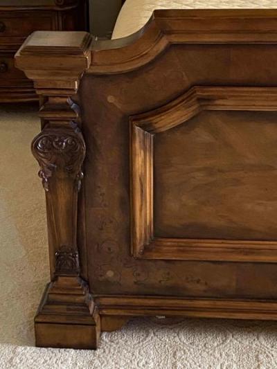 King Bed Frame (close)