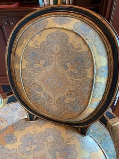 Armchair (close up)