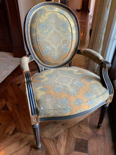 Armchair by Baker Knapp & Tubbs