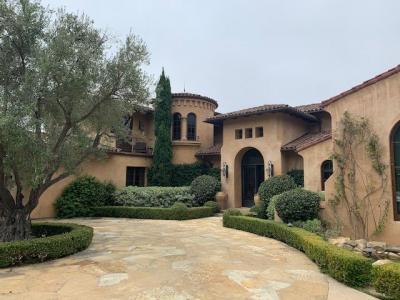 Villa Raphael Entrance